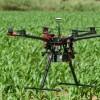 Tarımsal üretim drone ile denetleniyor