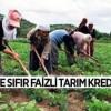 Ziraat Bankasının Çiftçilere 0 Faiz İle Kredi Kararı Resmi Gazete'de